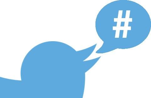 hashtag live tweet